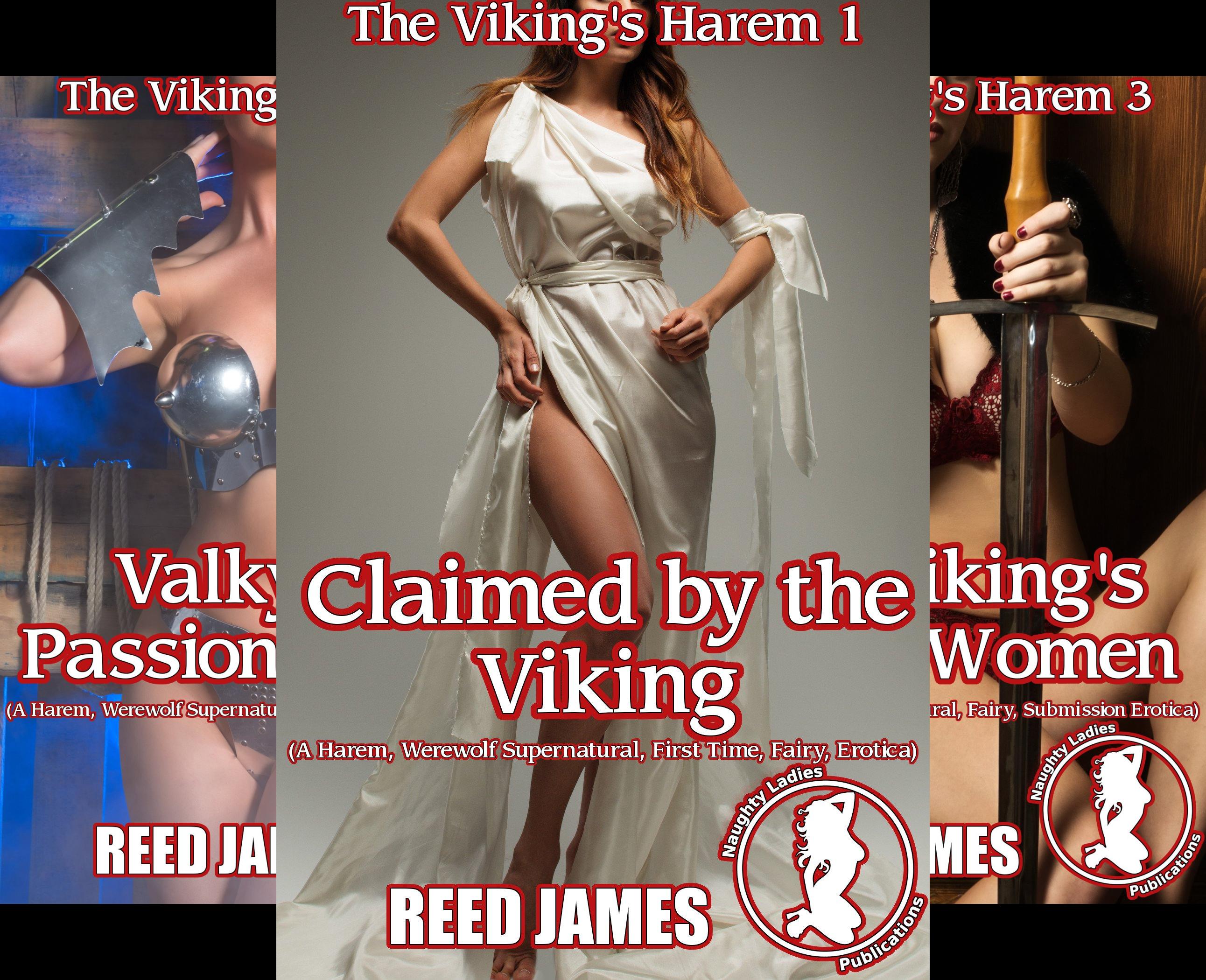 The Viking's Harem (5 Book Series)