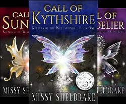 Keepers of the Wellsprings (4 Book Series) by  Missy Sheldrake