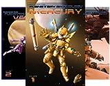Planetary (3 Book Series)