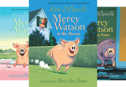 Mercy Watson (6 Book Series) by  Kate DiCamillo