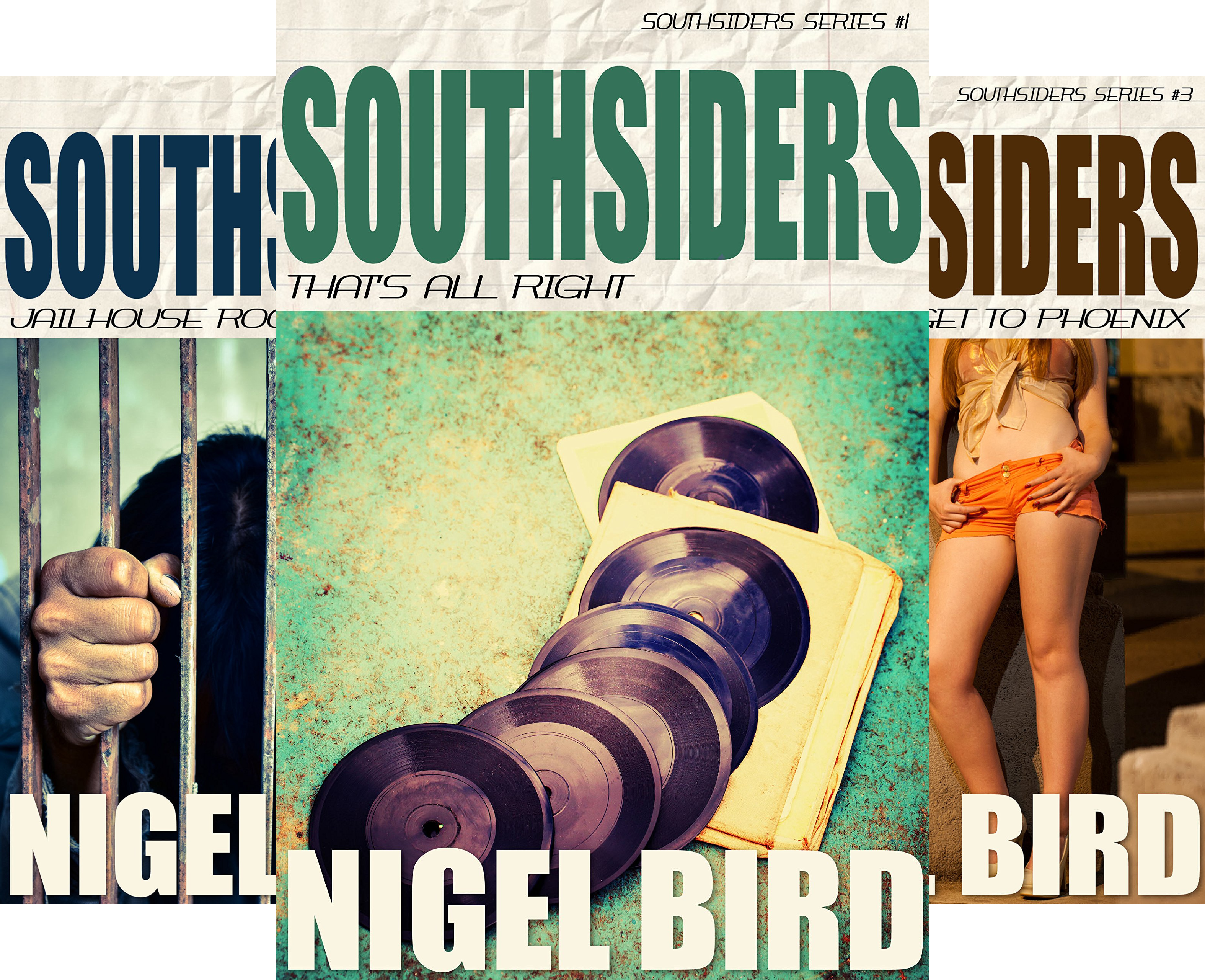 Southsiders (3 Book Series)