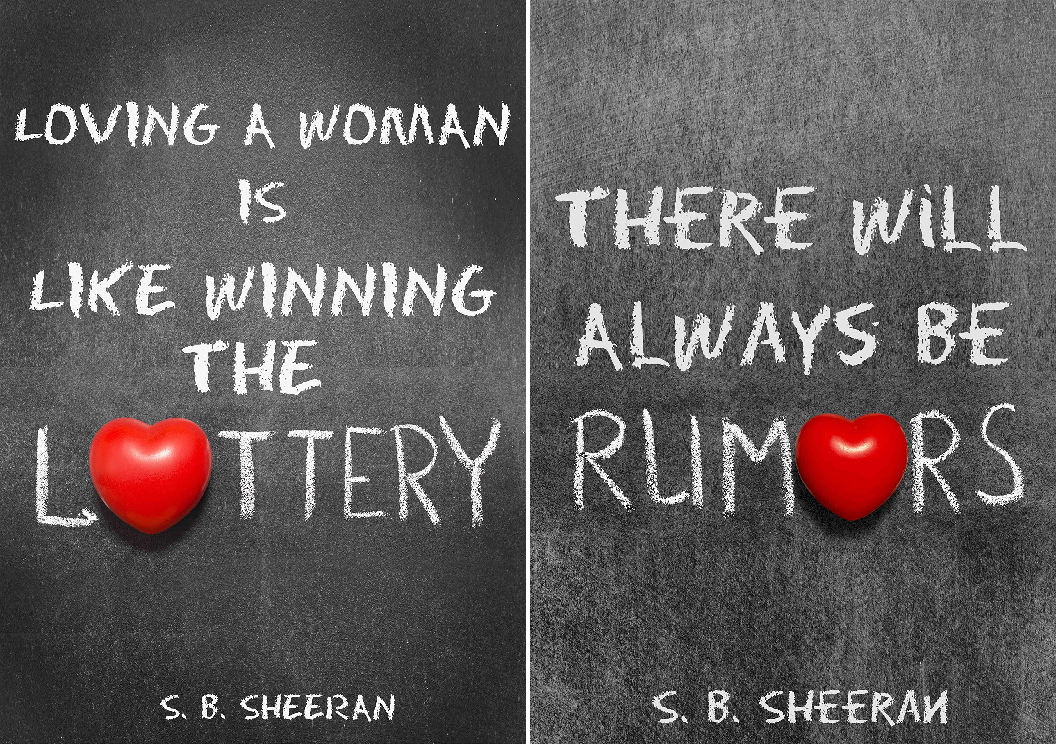 Books : Loving a Woman is Like Winning The Lottery (2 Book Series)