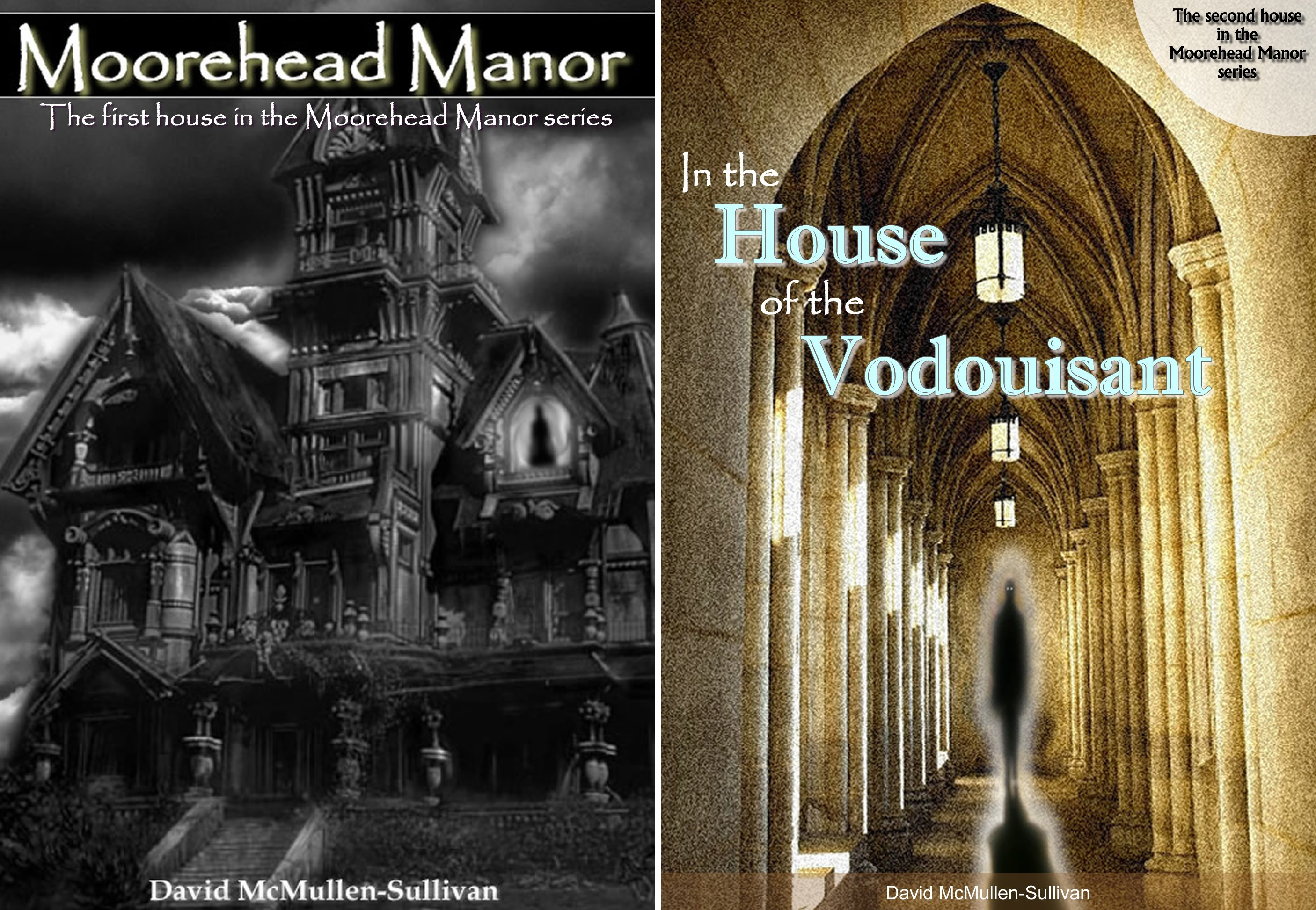 The Moorehead Manor Series (2 Book Series)