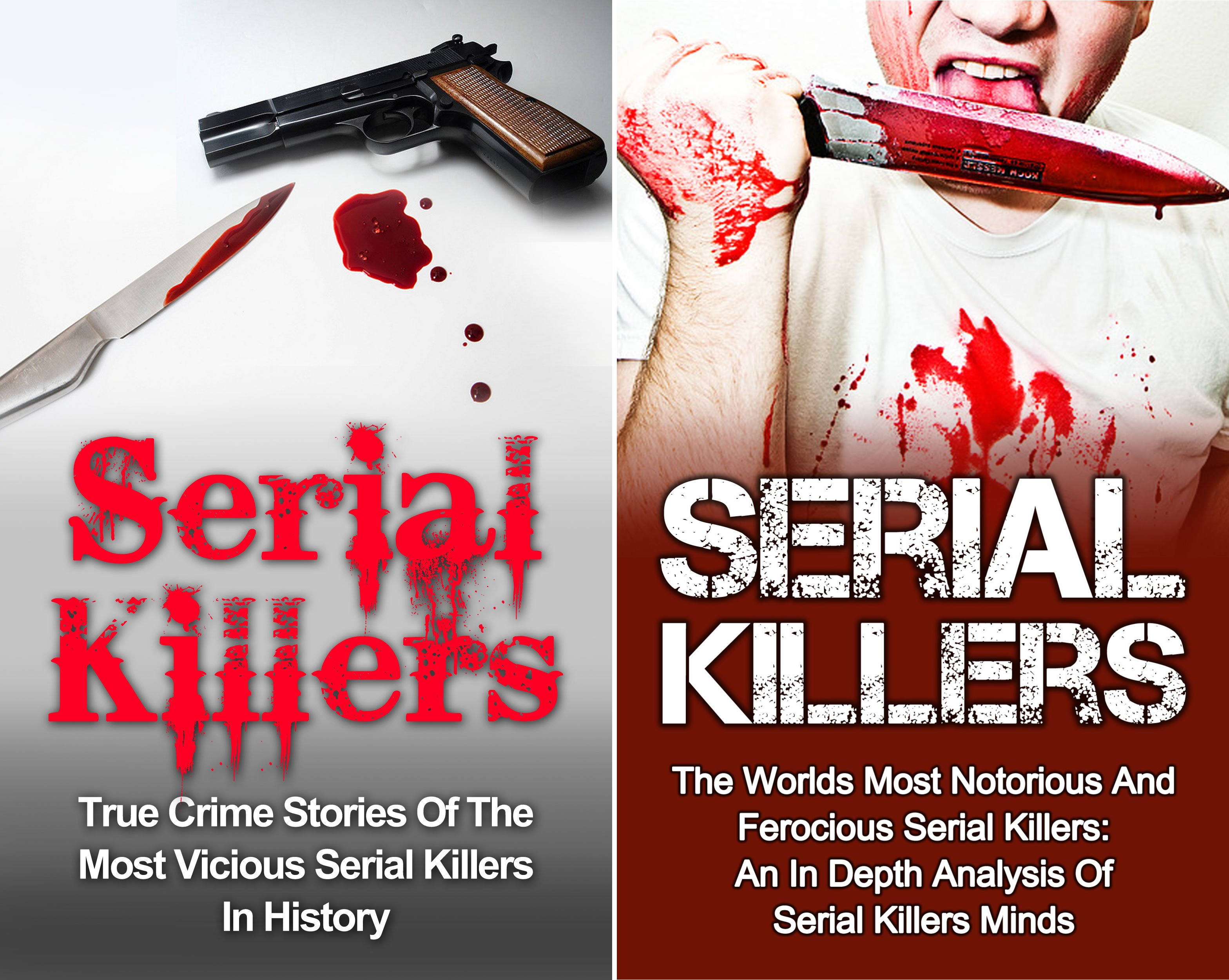 Serial Killers (2 Book Series)