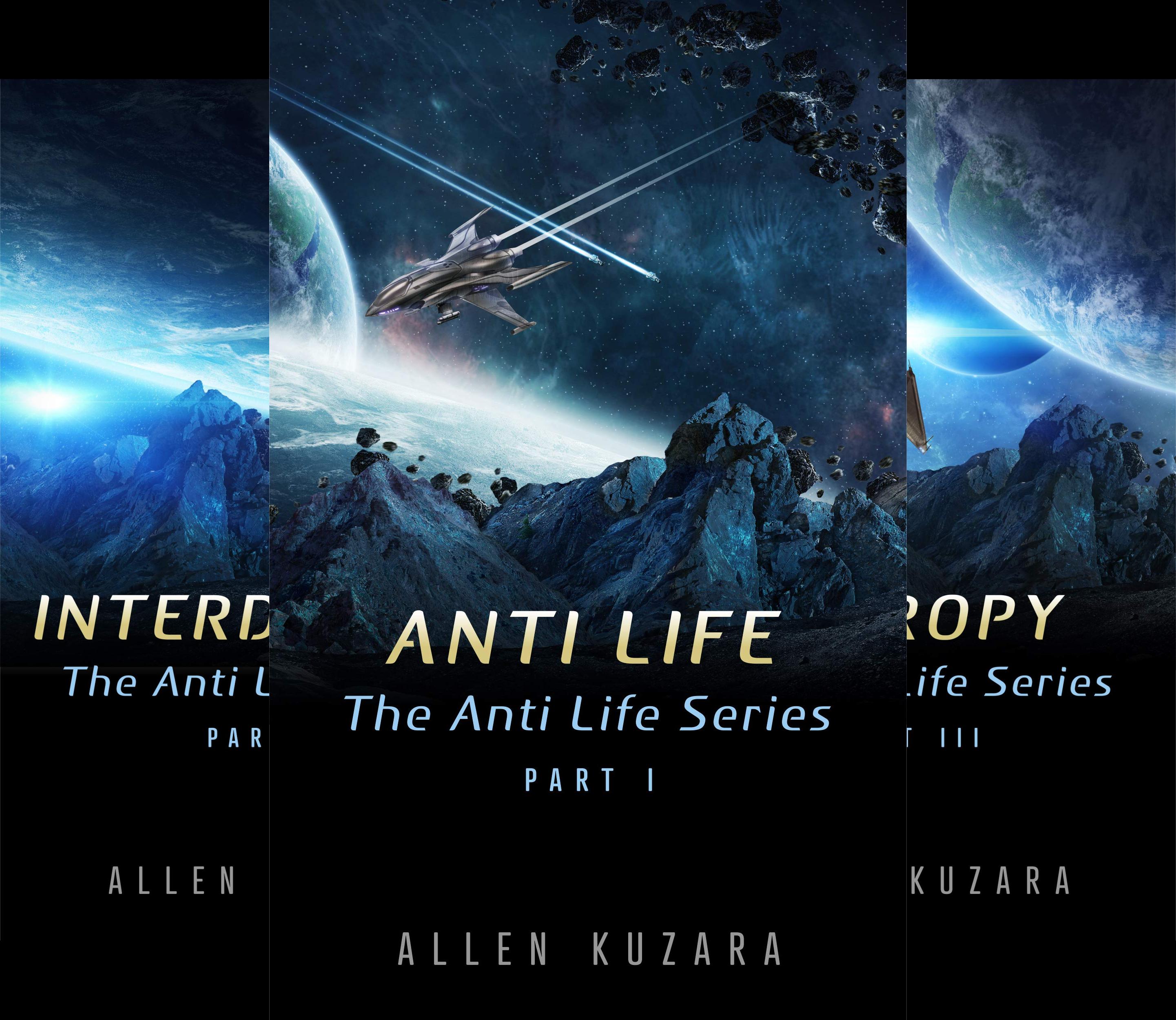 Anti Life (3 Book Series)