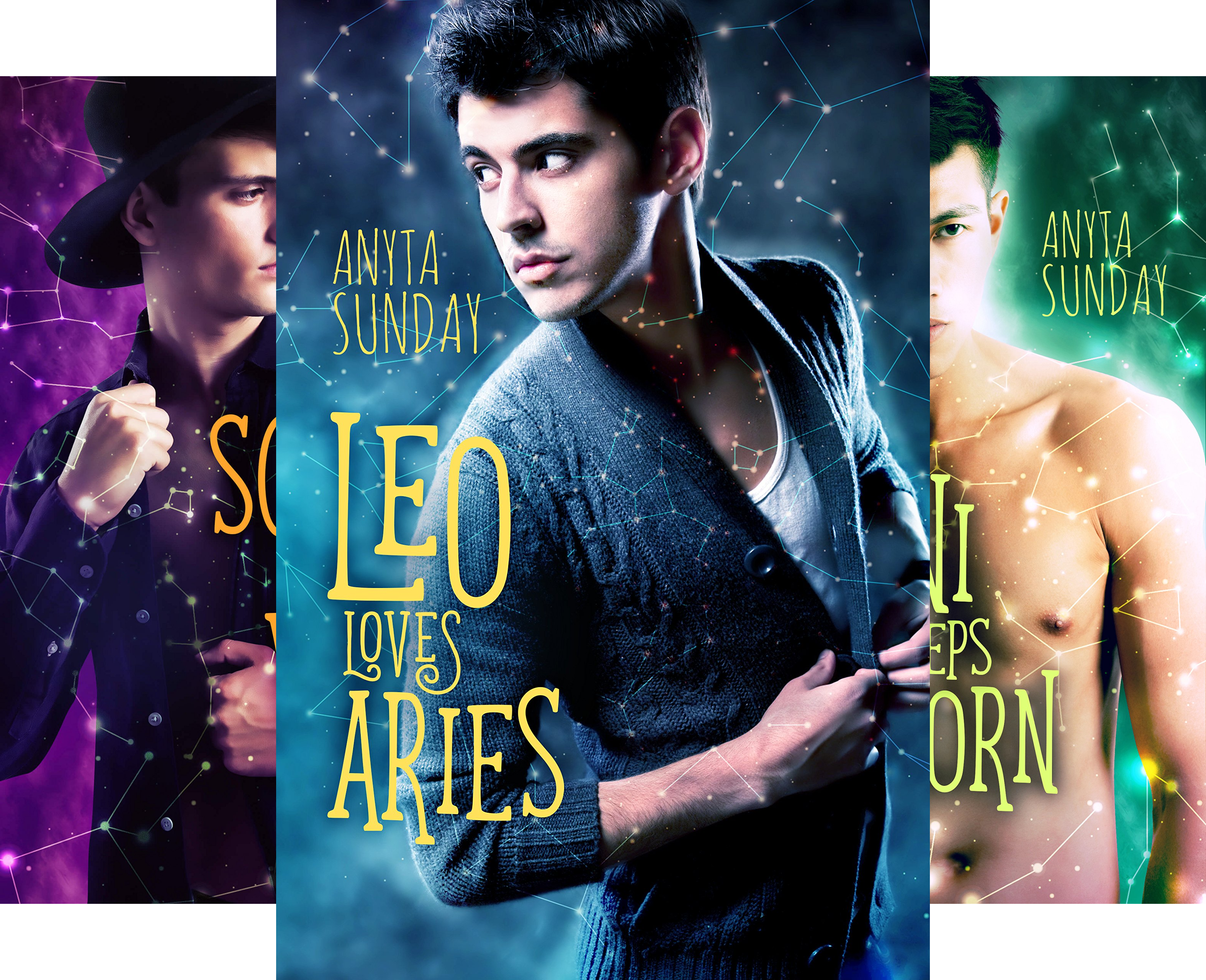 Signs of Love (3 Book Series)