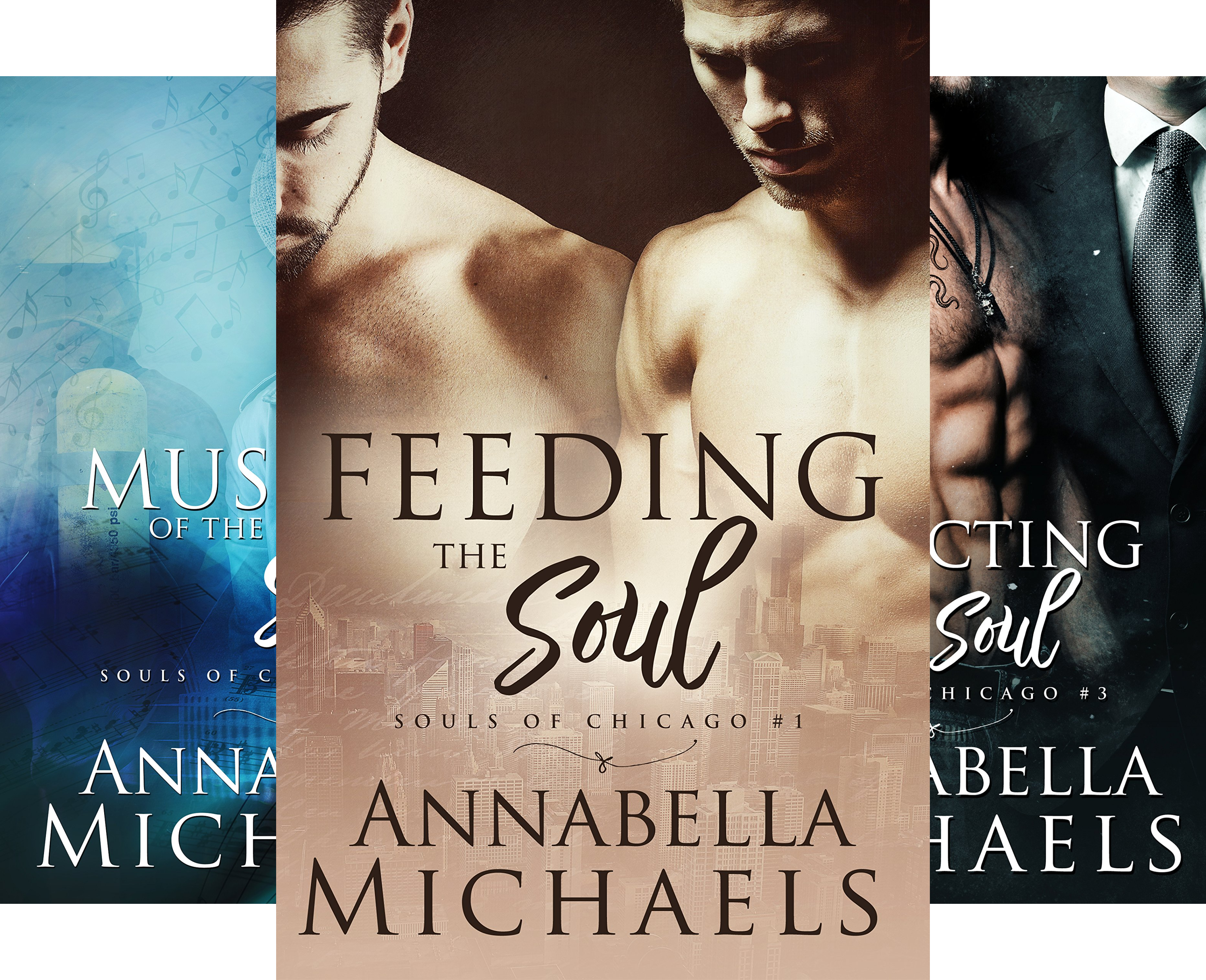 Souls of Chicago (5 Book Series)