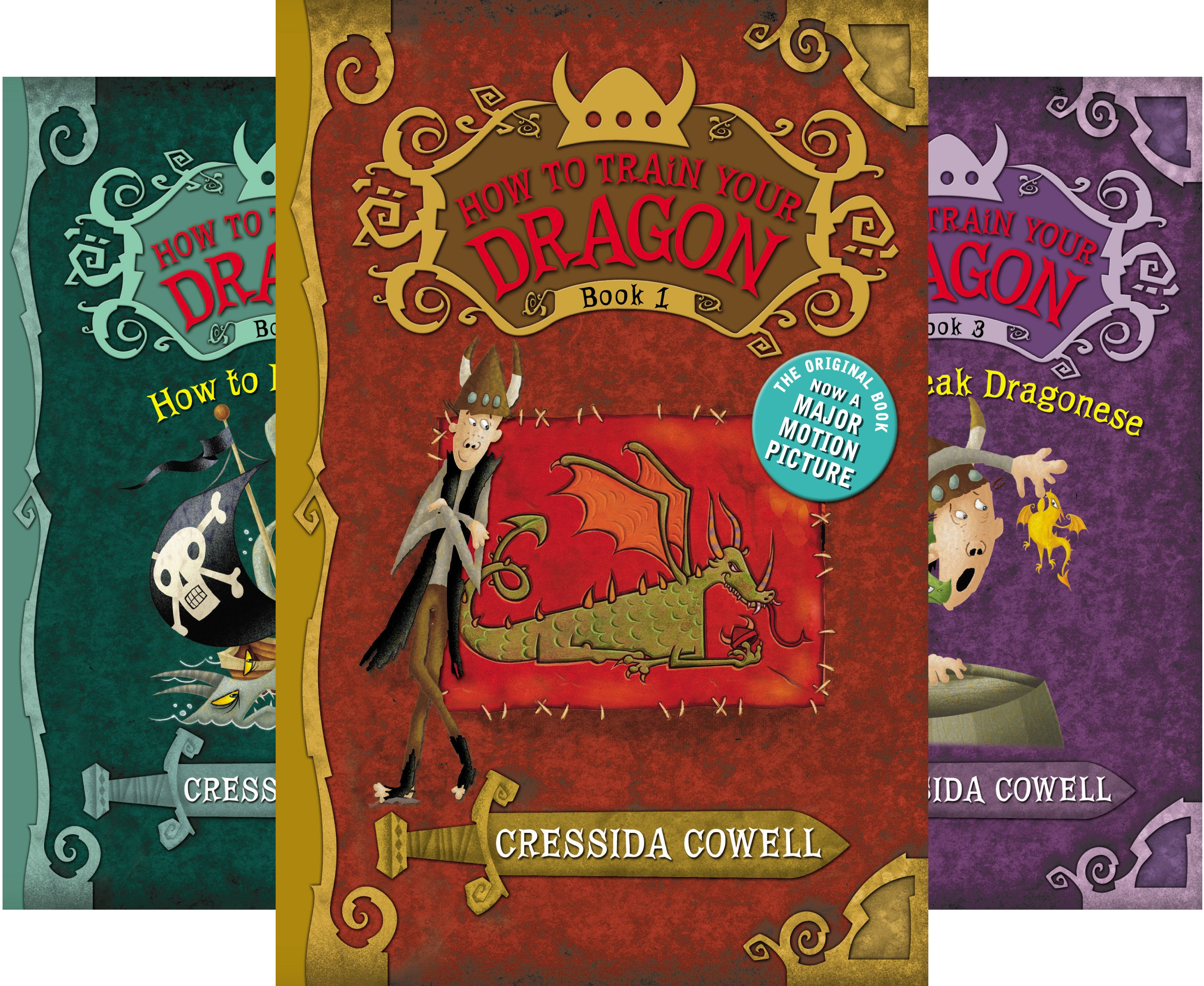 How To Train Your Dragon: Paperback Gift Set 2 (11 Book Series)