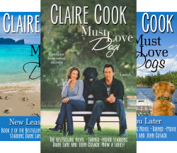 Must Love Dogs (6 Book Series) by  Claire Cook