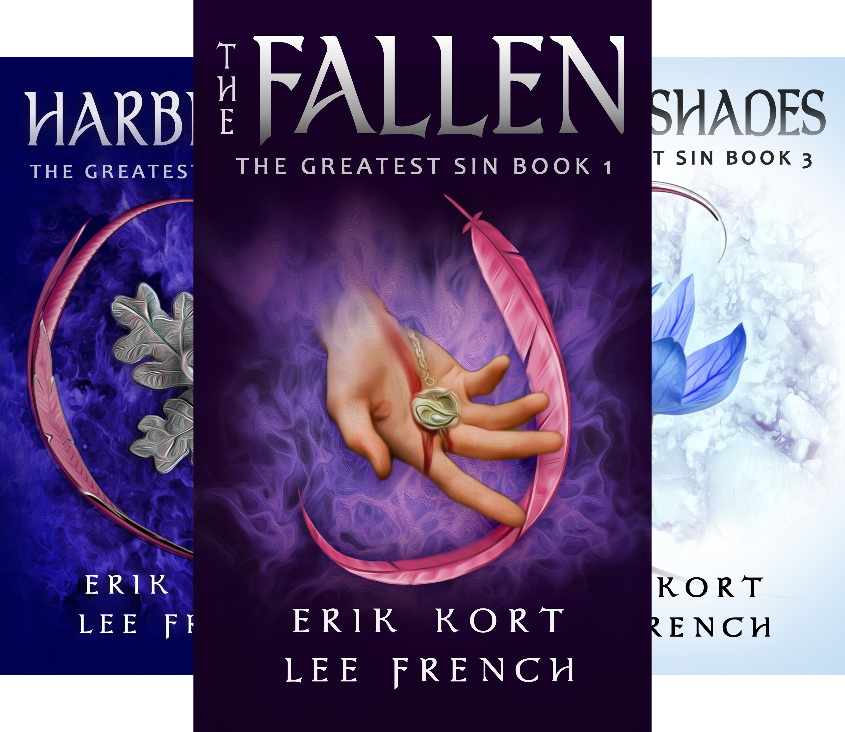 The Greatest Sin (5 Book Series)