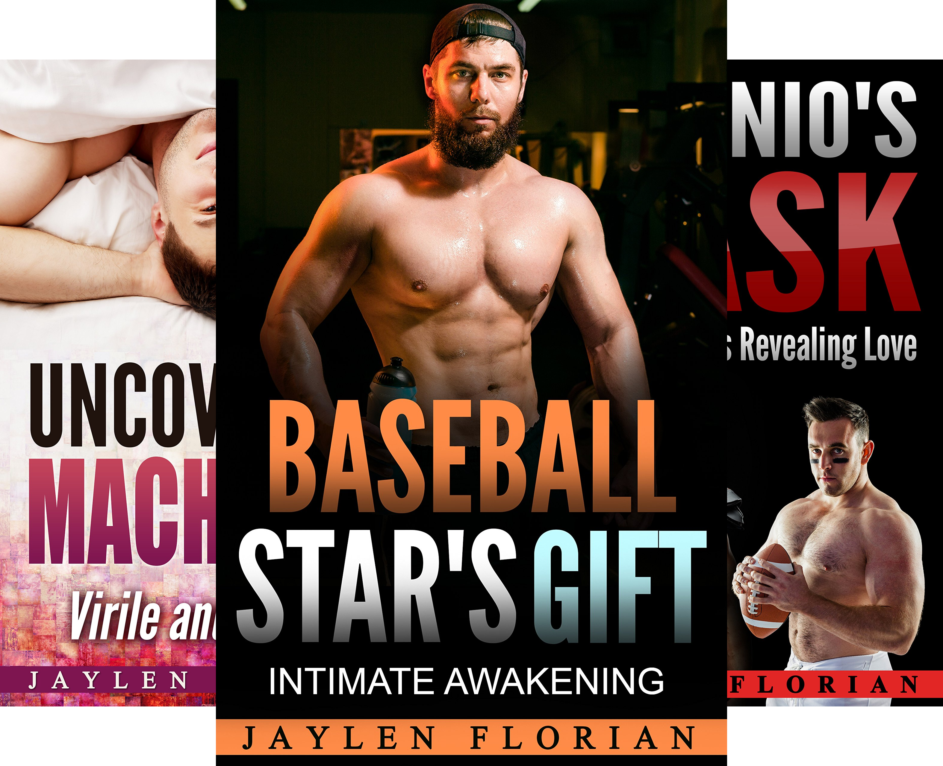 Uplifting Sports Romance (3 Book Series)
