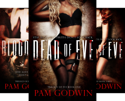 Trilogy of Eve (3 Book Series) by  Pam Godwin