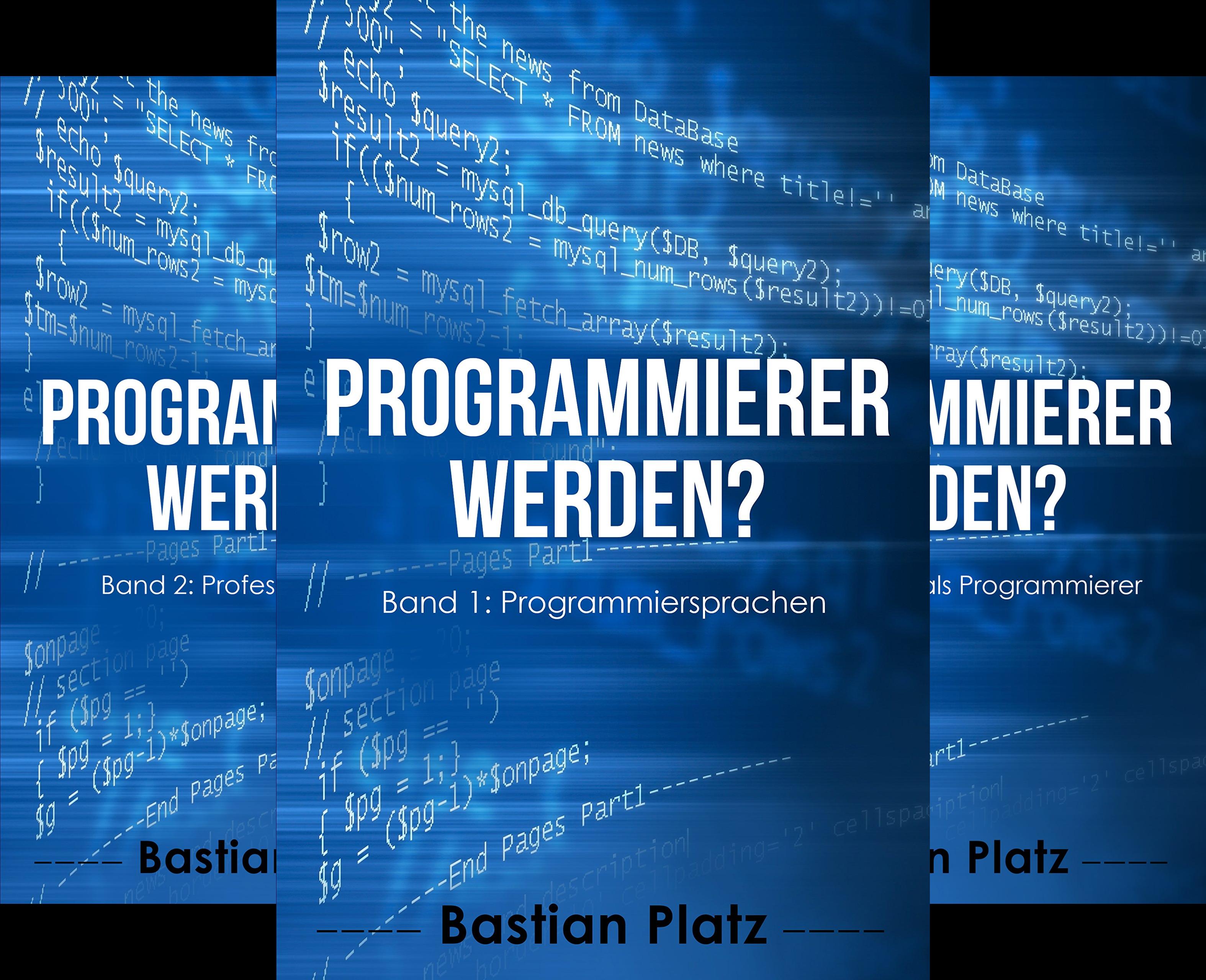 Programmierer werden? (Reihe in 4 Bänden)