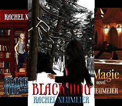 Black Dog (4 Book Series) Kindle Edition by Rachel Neumeier