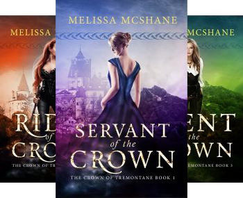 The Crown of Tremontane by Melissa McShane