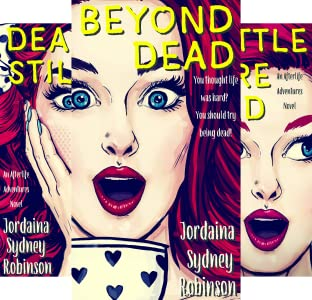A Paranormal Ghost Cozy Mystery Series (4 Book Series)