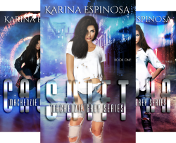 Mackenzie Grey (4 Book Series) by  Karina Espinosa