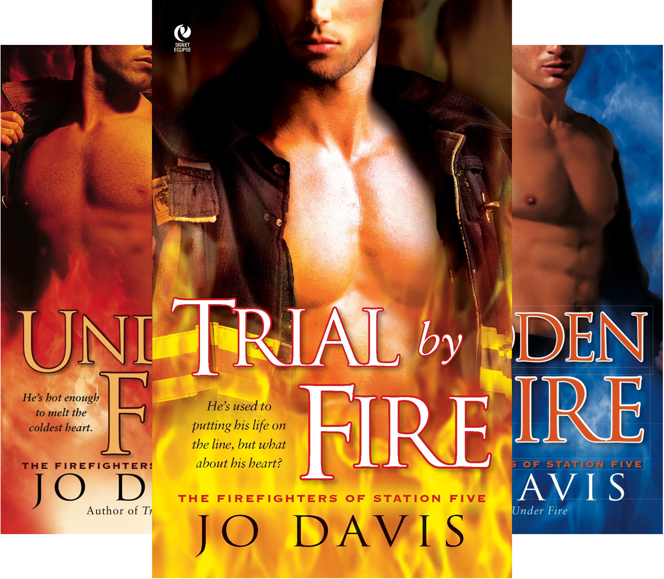 Download FIREFIGHTERS OF STATION FIVE (5 Book Series) Pdf
