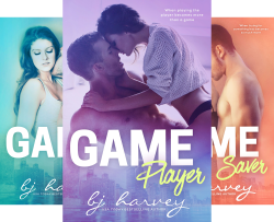 Game (4 Book Series) by  BJ Harvey