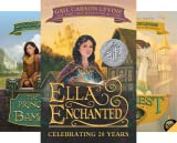 The Enchanted Collection Box Set: Ella Enchanted, The Two Princesses of Bamarre, Fairest (3 Book Series)