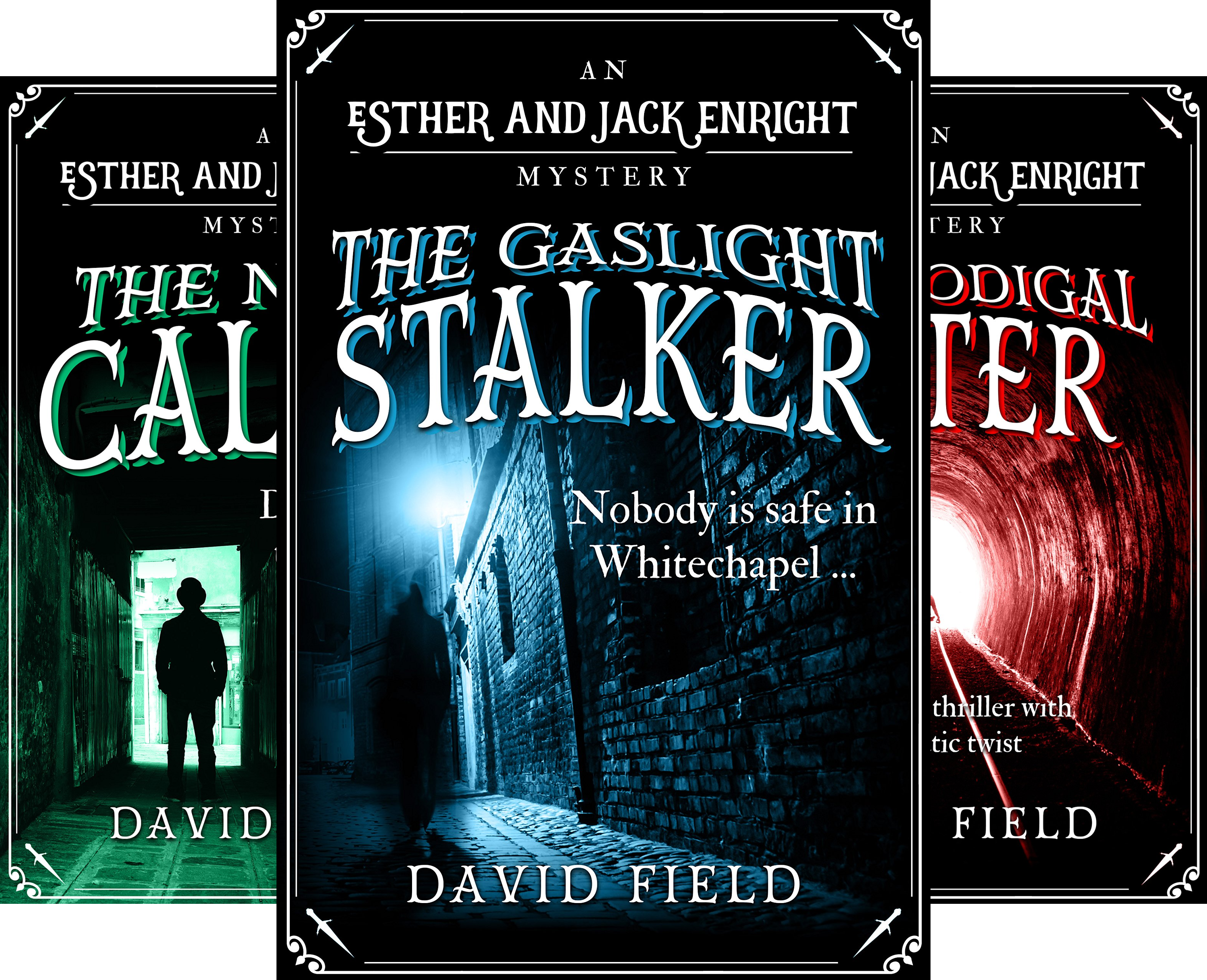 Esther & Jack Enright Mystery (6 Book Series)