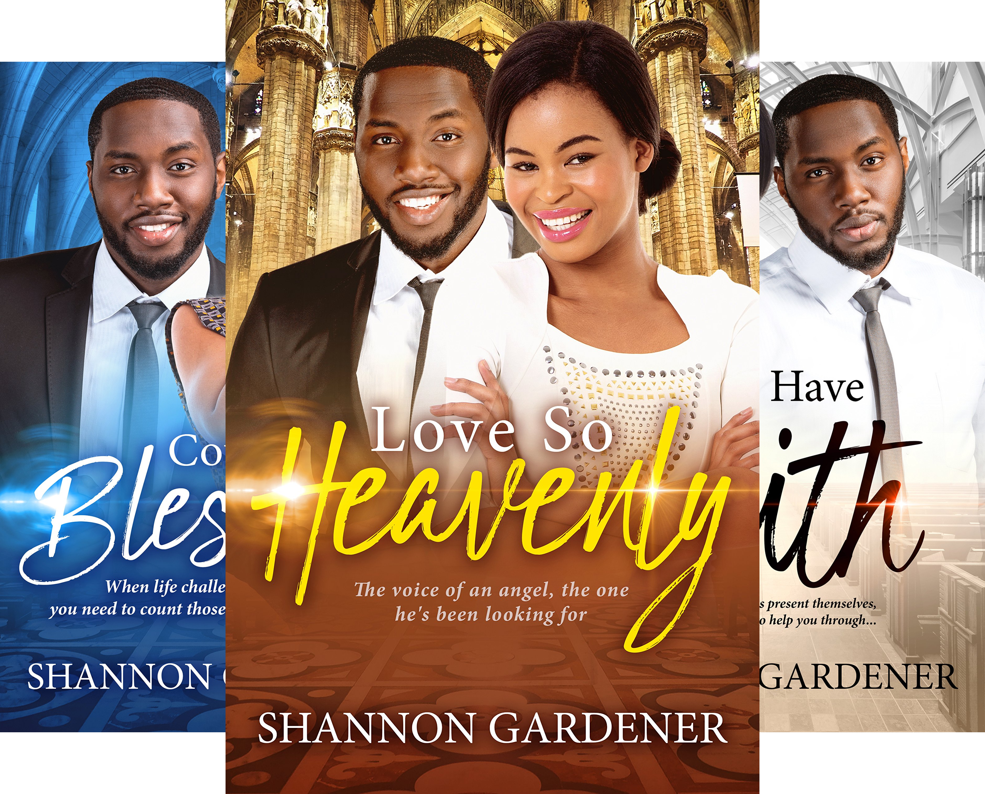 Books : A Clean Christian African American Romance (6 Book Series)