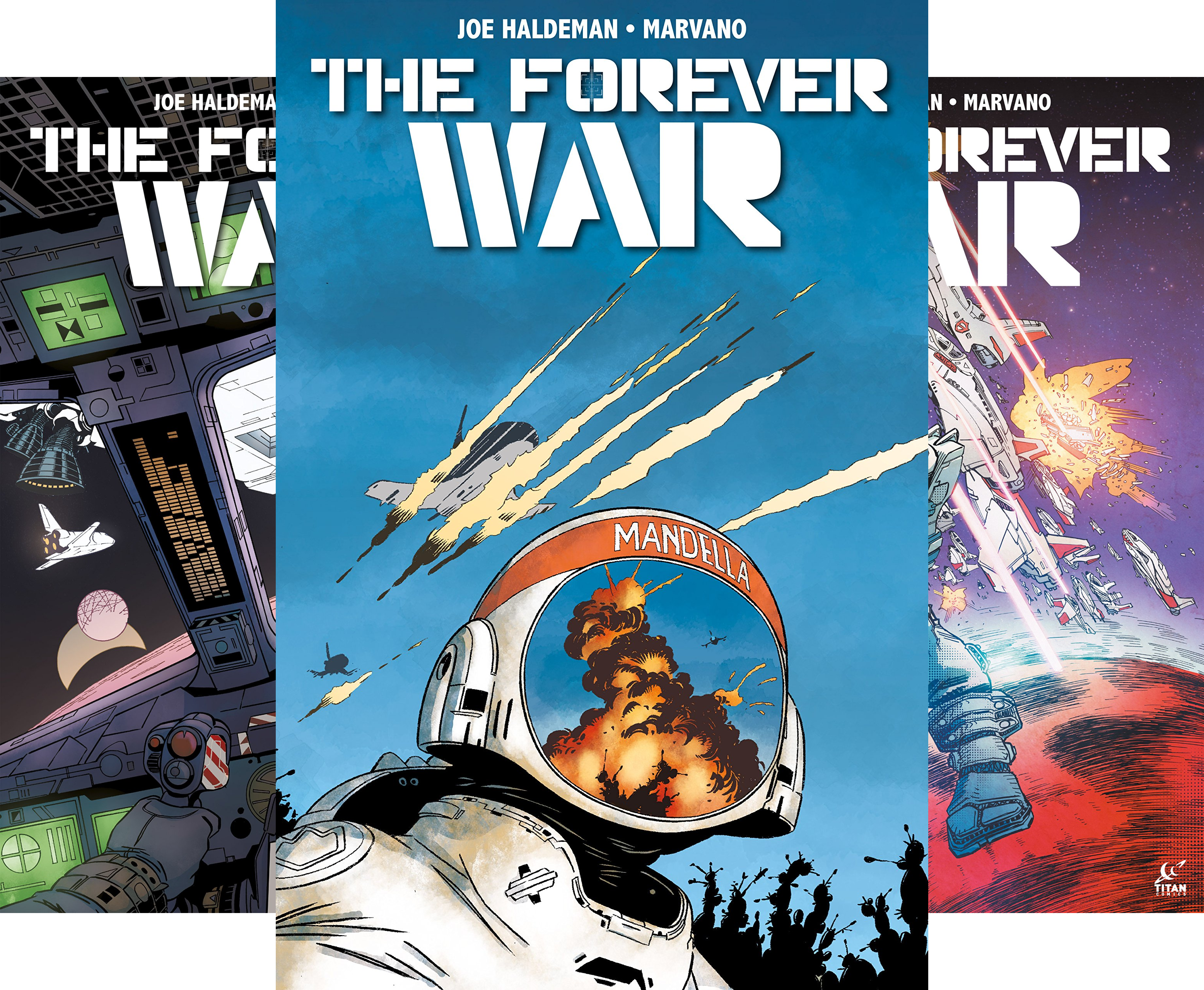 The Forever War (Issues) (3 Book Series)