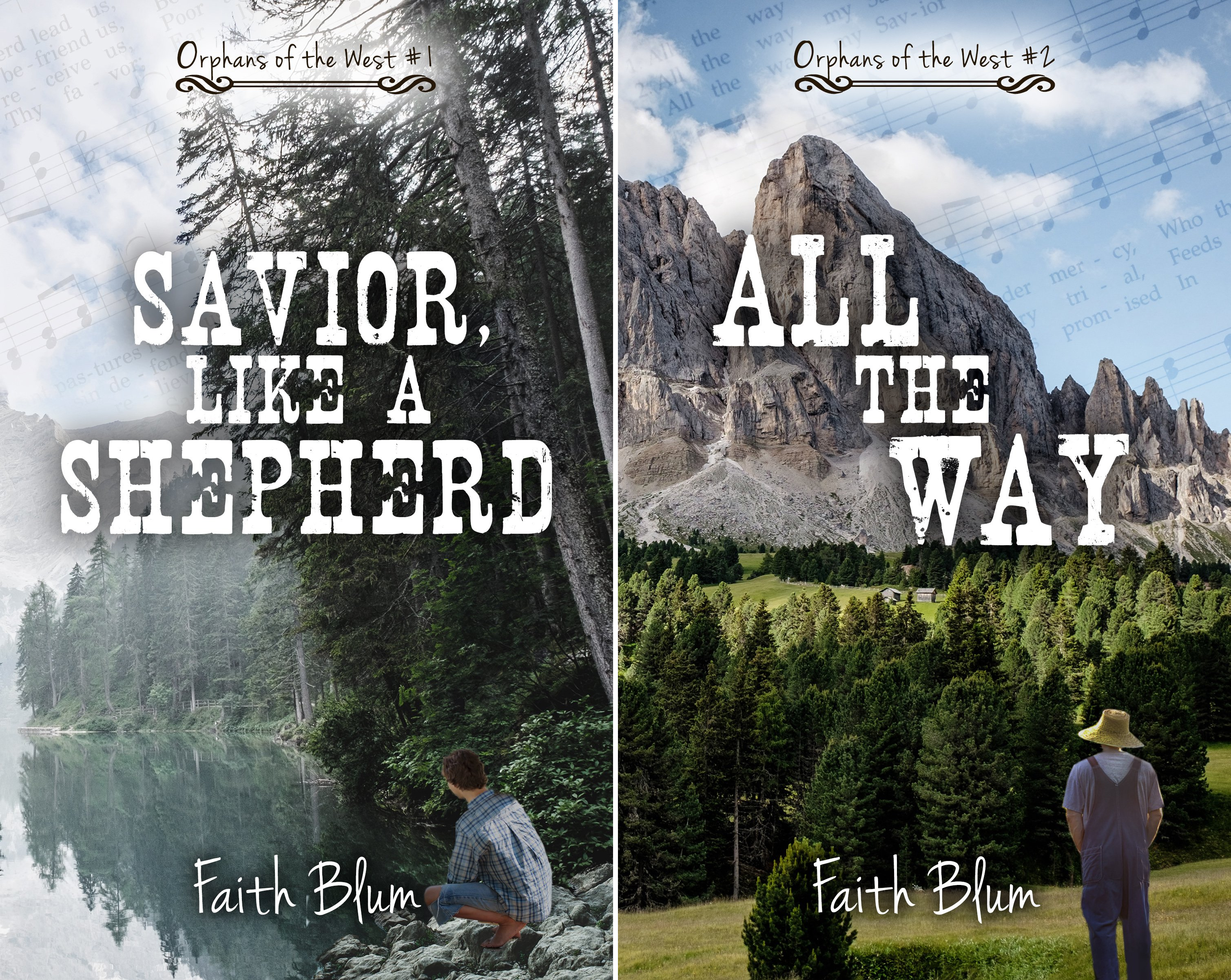Orphans of the West (2 Book Series)