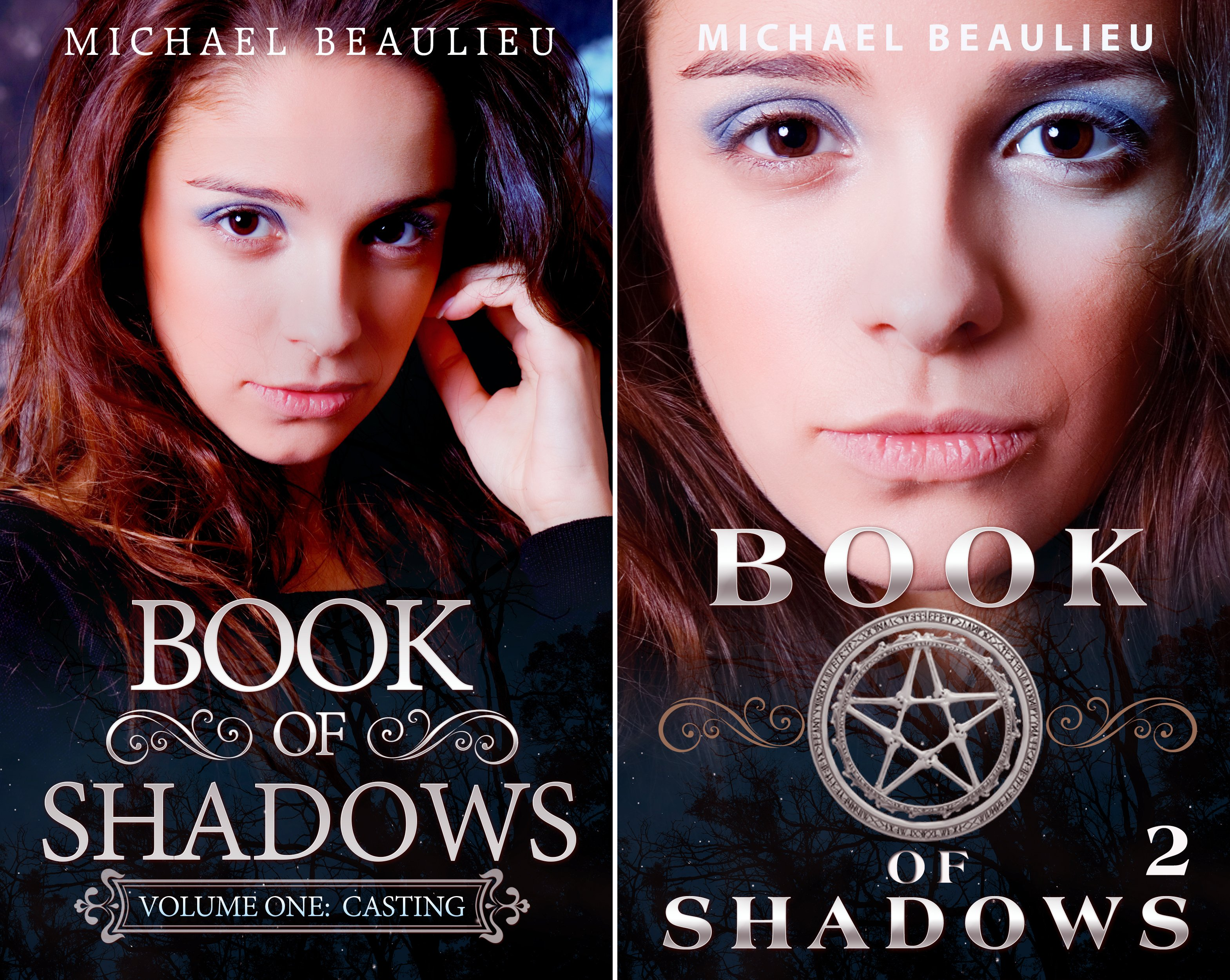 Book of Shadows (2 Book Series)