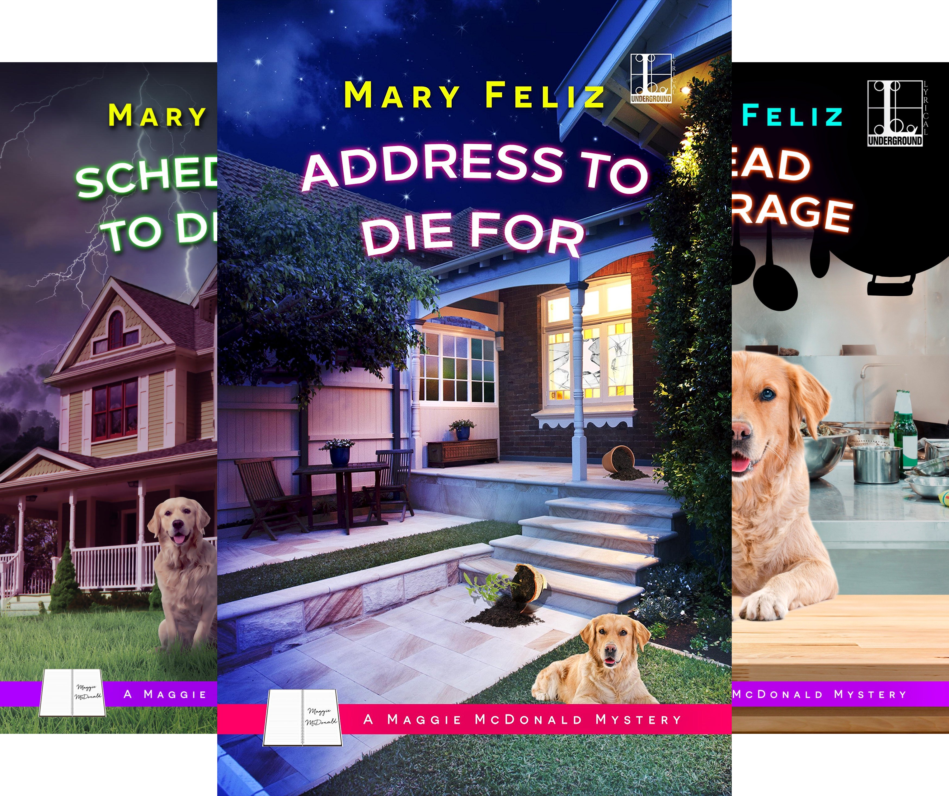 A Maggie McDonald Mystery (4 Book Series)