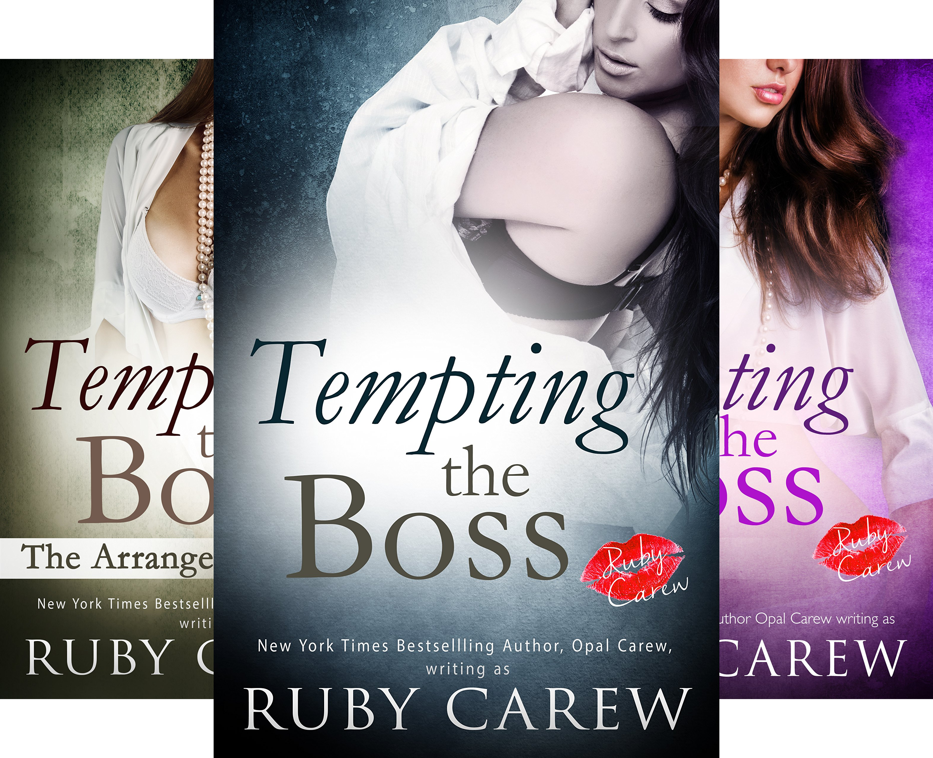 Tempting the Boss (4 Book Series)