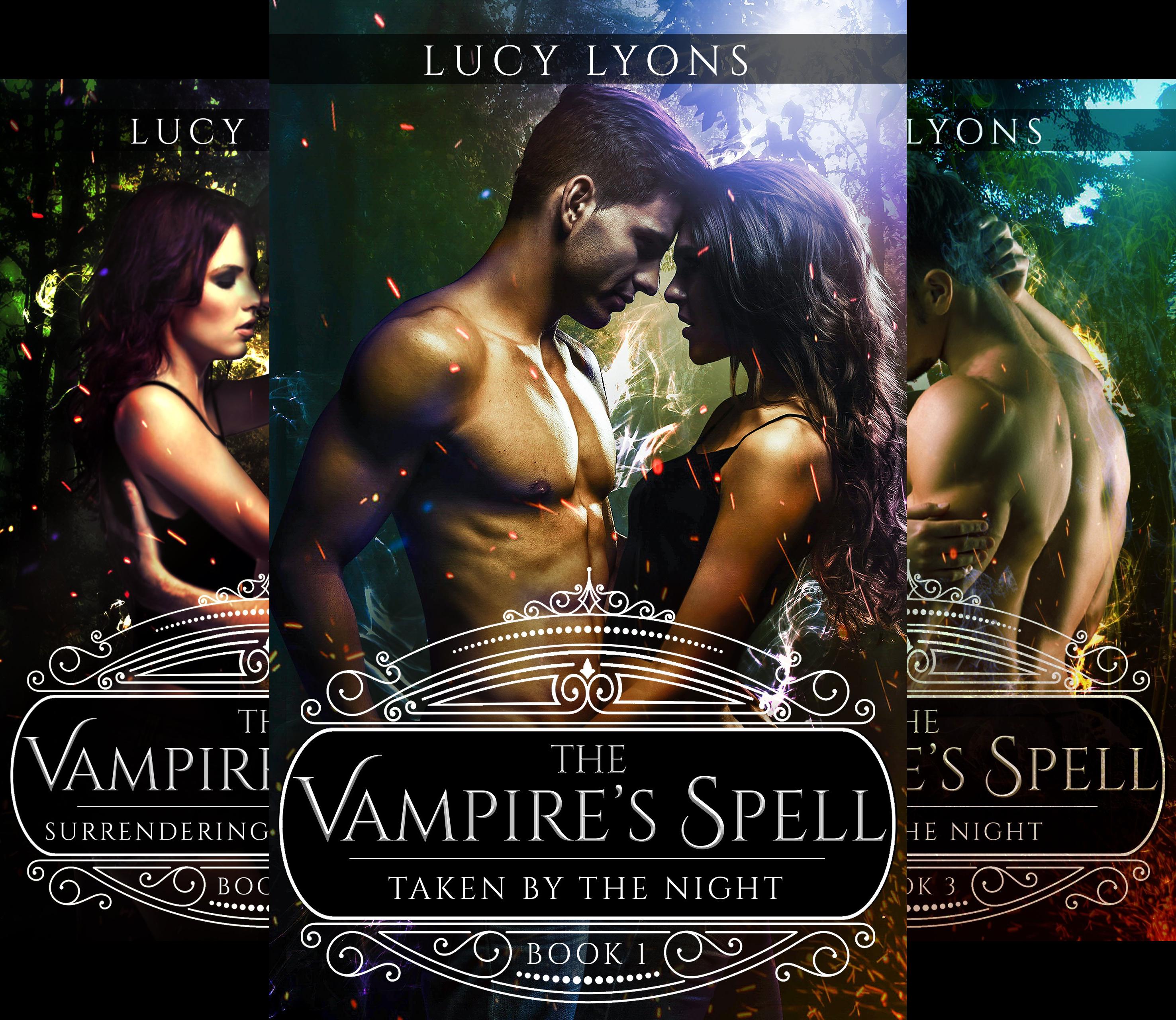 The Vampire's Spell (8 Book Series)