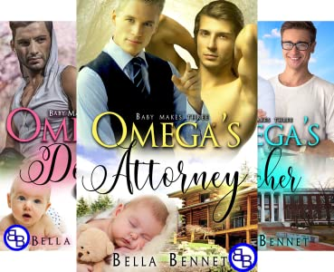 Baby Makes Three (5 Book Series)
