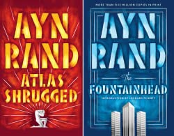 Atlas Shrugged/The Fountainhead: Atlas Shrugged/The Mountainheaded