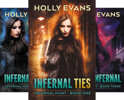 Infernal Hunt The completed Infernal Hunt quadrilogy – Urban Fantasy.