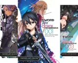Sword Art Online Progressive (light novel) (4 Book Series)