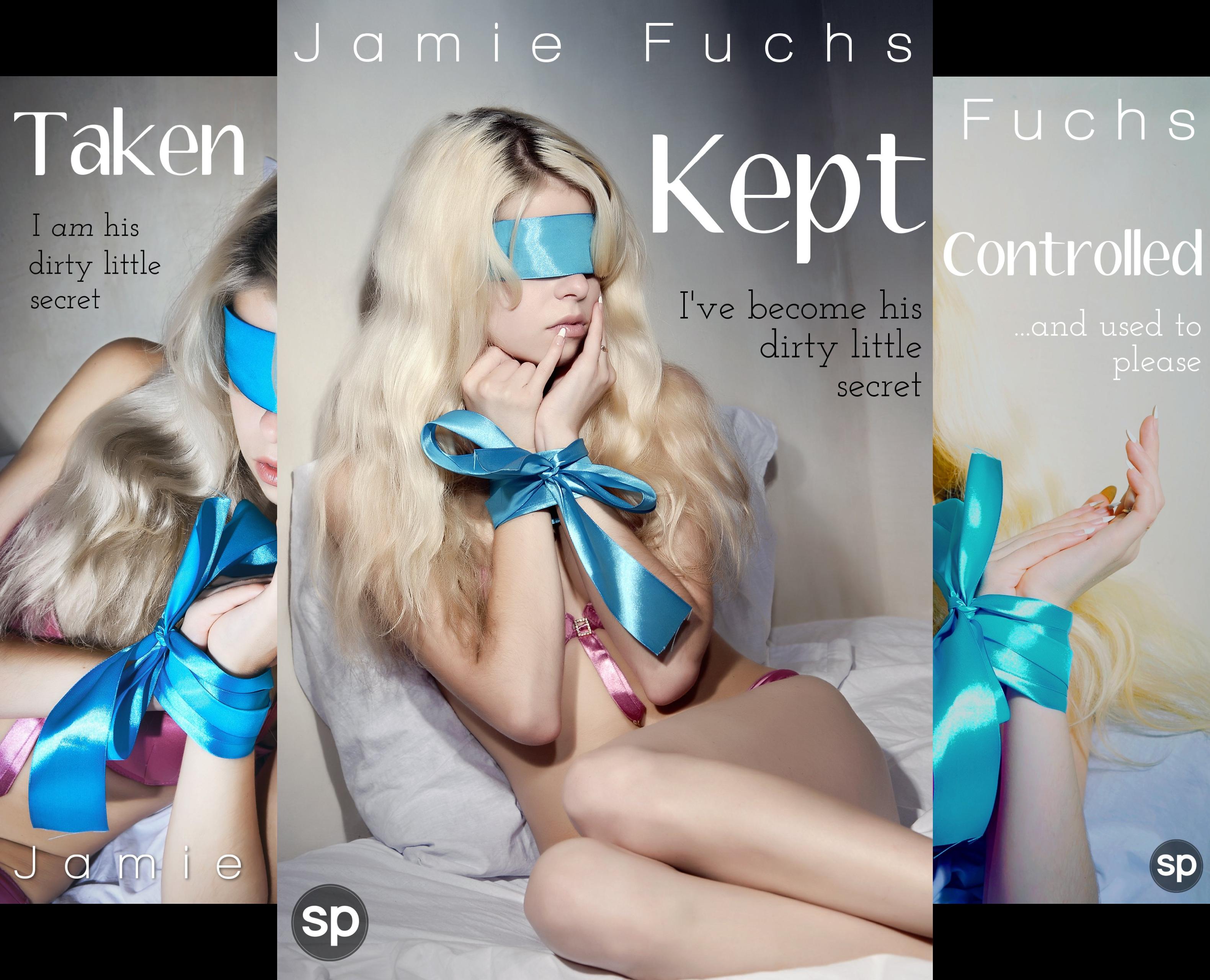 Kept, Taken, Controlled. (4 Book Series)