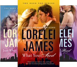 The Need You Series (3 Book Series) by  Lorelei James