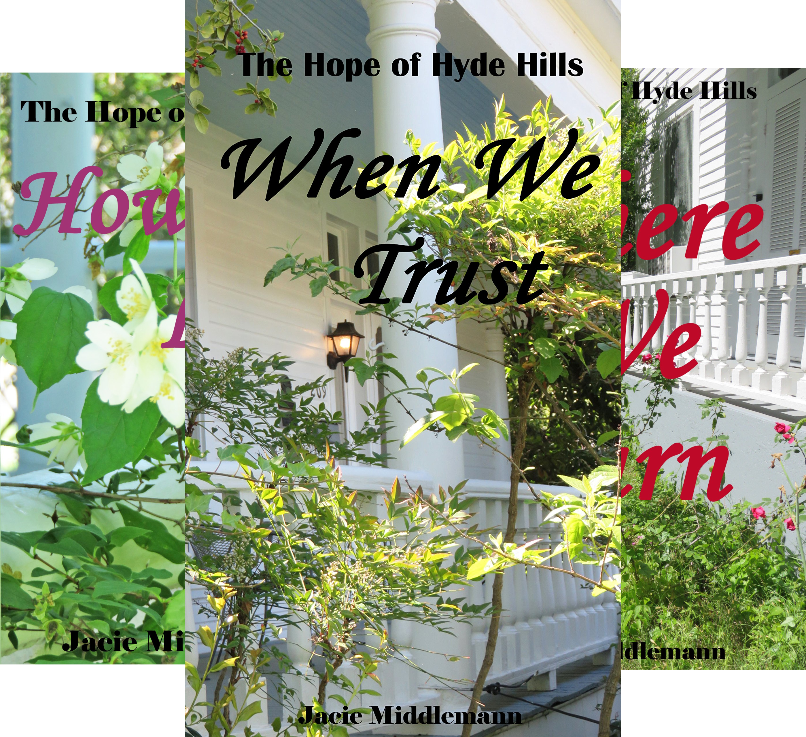 The Hope of Hyde Hills (4 Book Series)