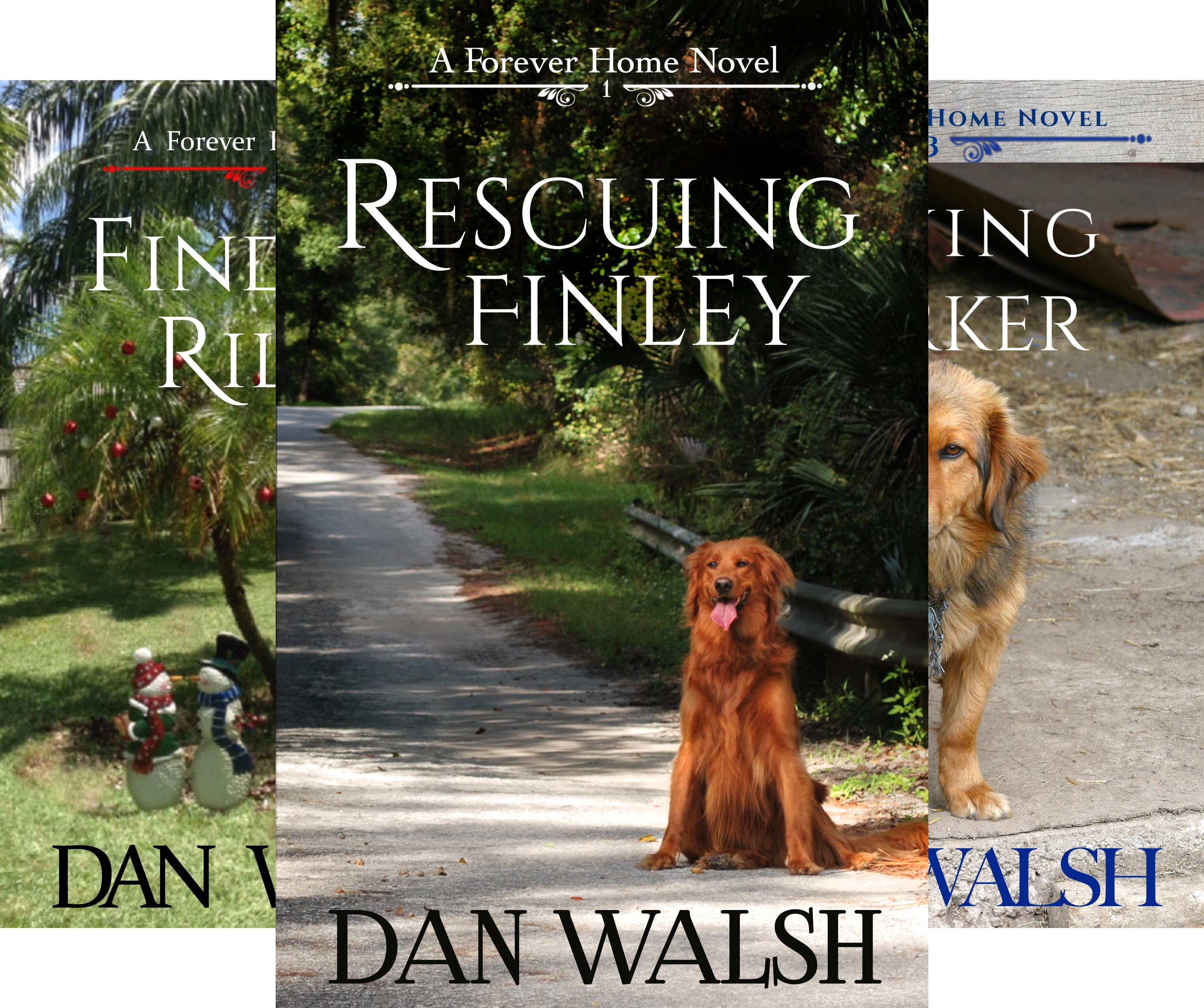 A Forever Home Novel (3 Book Series)