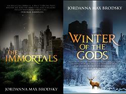 Olympus Bound (Series) by Jordanna Max Brodsky