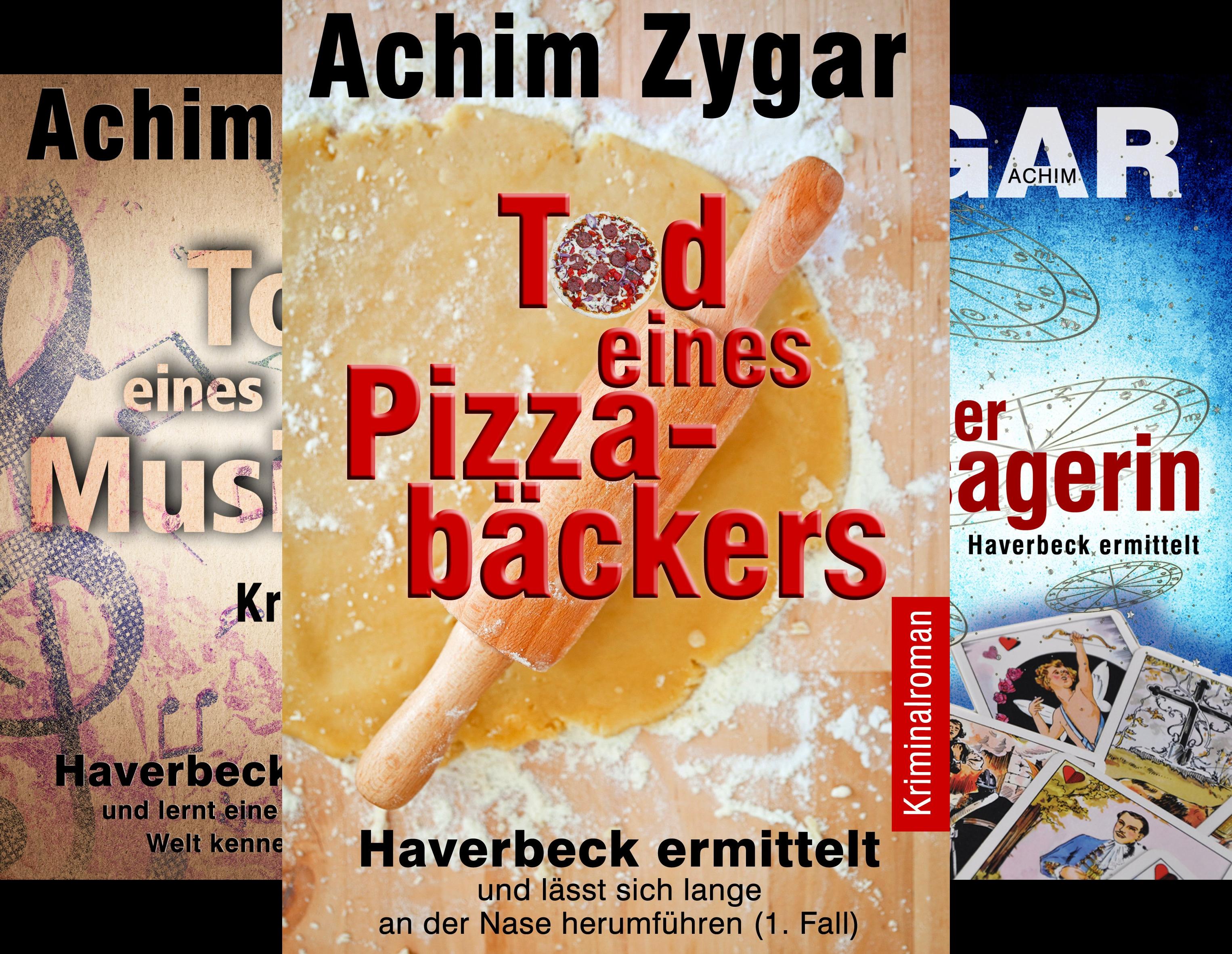 Haverbeck ermittelt (Reihe in 6 Bänden)