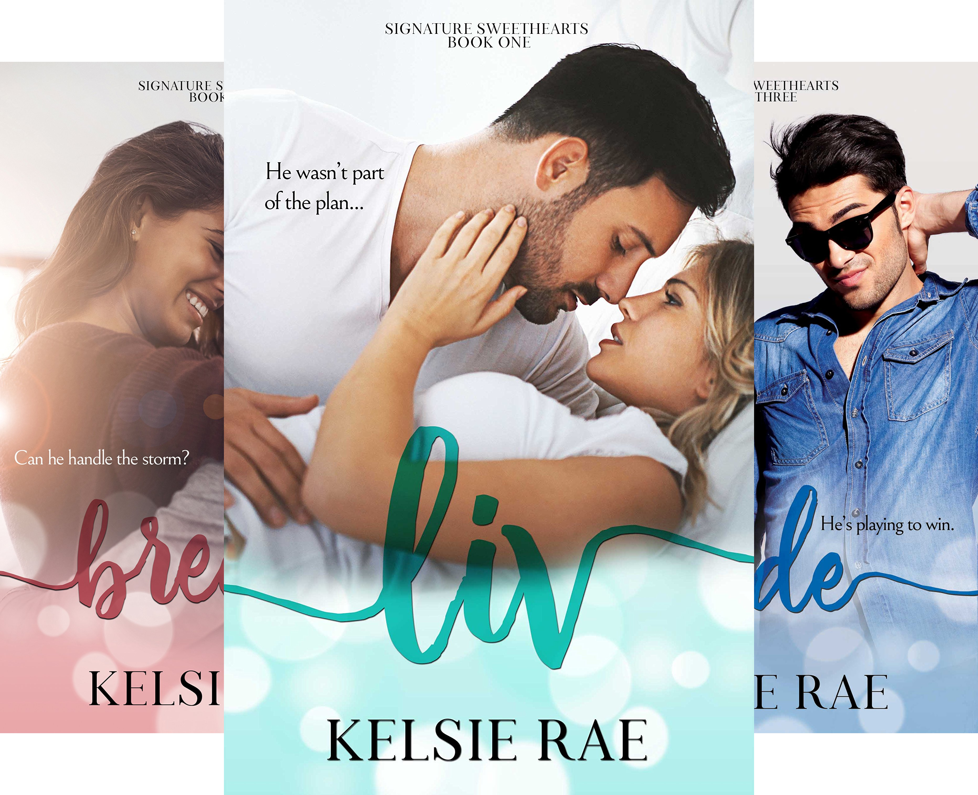 Signature Sweethearts (5 Book Series)