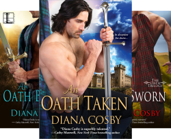 The Oath Trilogy (3 Book Series) by  Diana Cosby