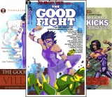 img - for The Good Fight (3 Book Series) book / textbook / text book
