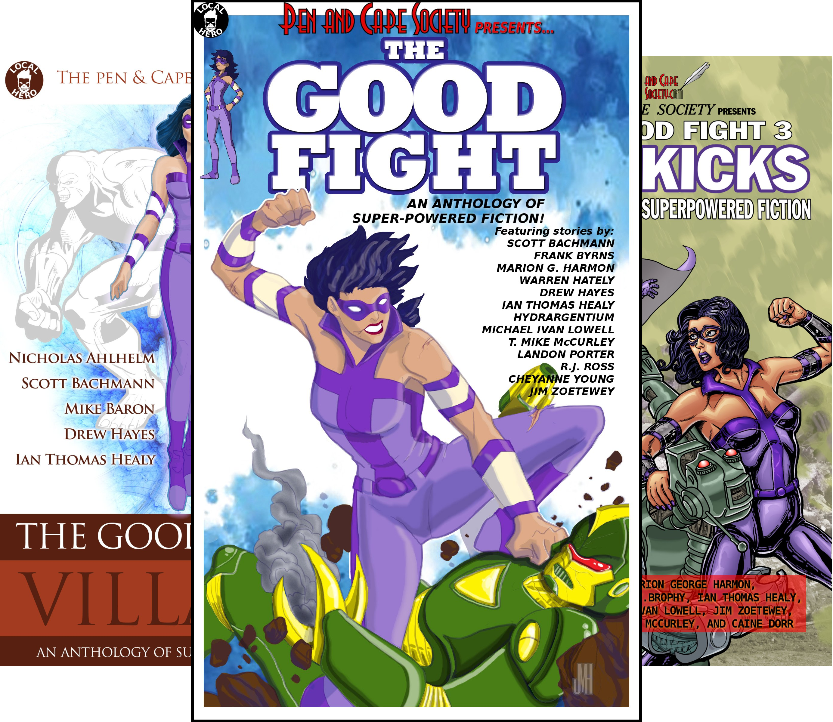 The Good Fight (4 Book Series)