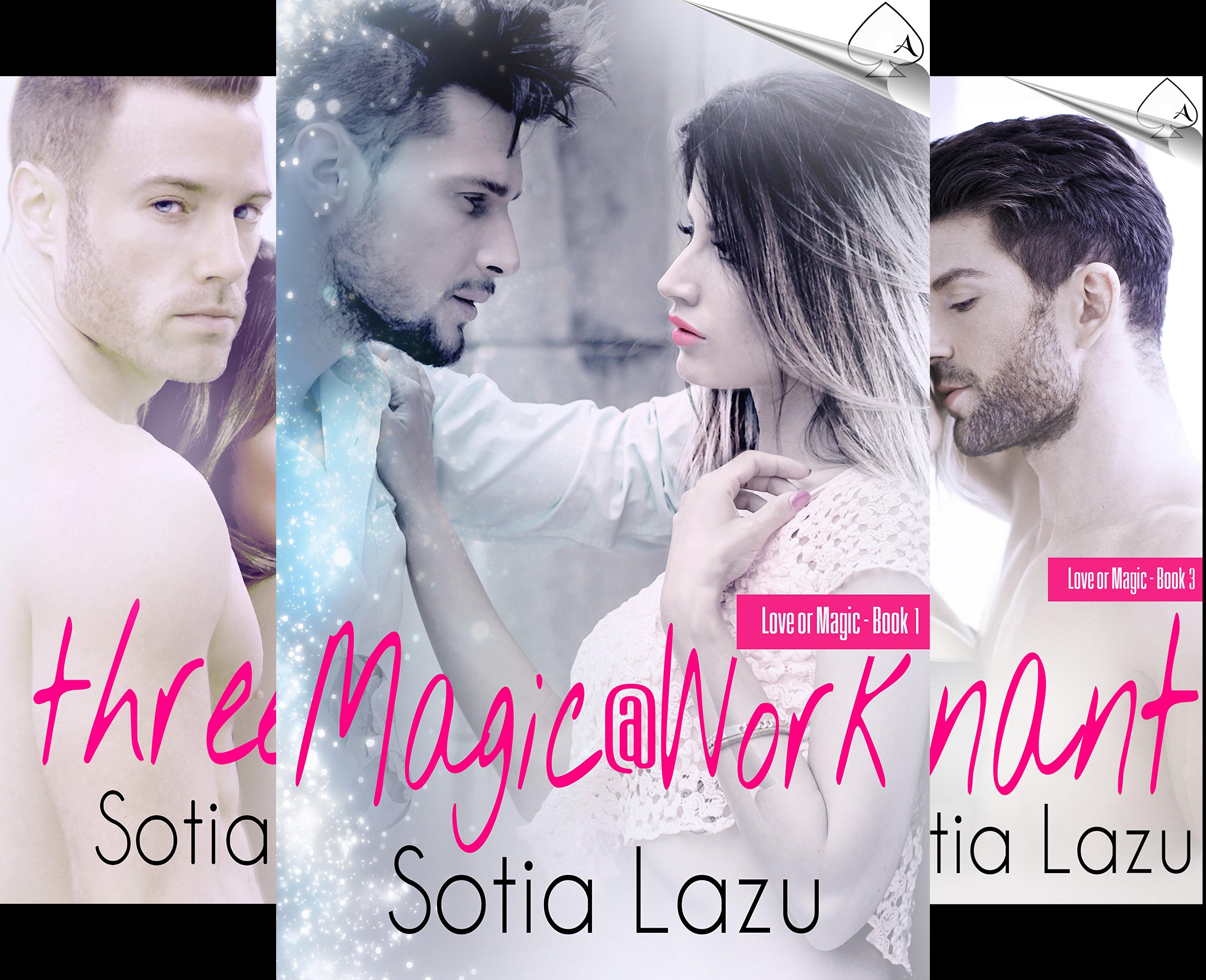 Love or Magic (4 Book Series)
