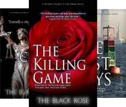 The Killing Game Series (4 Book Series) by  The Black Rose