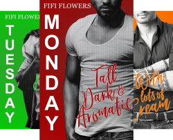 Hookup Café (6 Book Series) by  Fifi Flowers Maxwell  Anthony