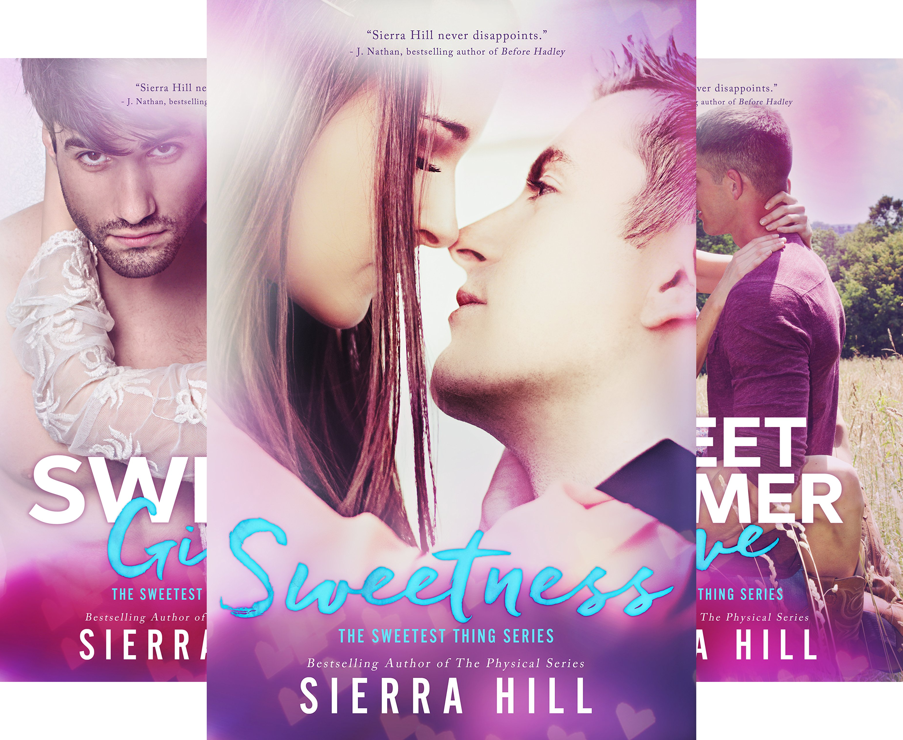 The Sweetest Thing (5 Book Series)